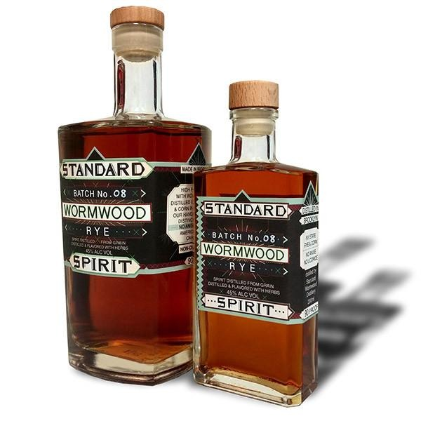 Standard Spirit Distillery Wormwood Rye - De Wine Spot | Curated Whiskey, Small-Batch Wines and Sakes