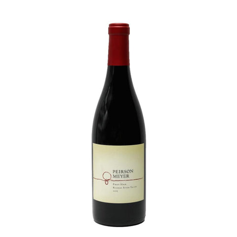 Peirson Meyer Russian River Valley Pinot Noir - De Wine Spot | Curated Whiskey, Small-Batch Wines and Sakes