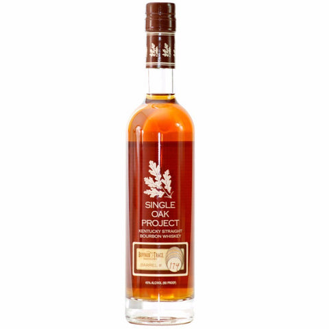 Buffalo Trace Single Oak Project Kentucky Straight Bourbon Whiskey - De Wine Spot | Curated Whiskey, Small-Batch Wines and Sakes