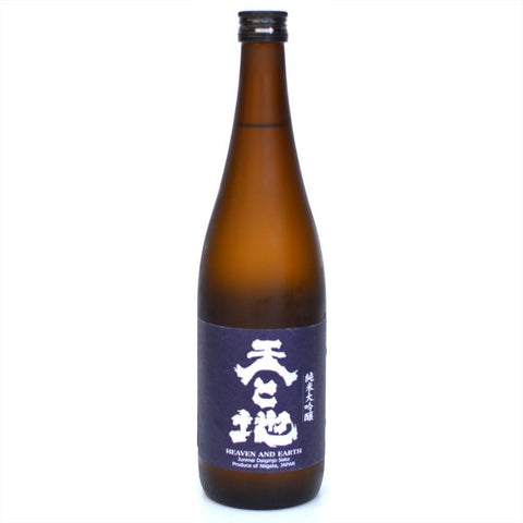 Ten To Chi Heaven & Earth Junmai Daiginjo Sake - De Wine Spot | Curated Whiskey, Small-Batch Wines and Sakes