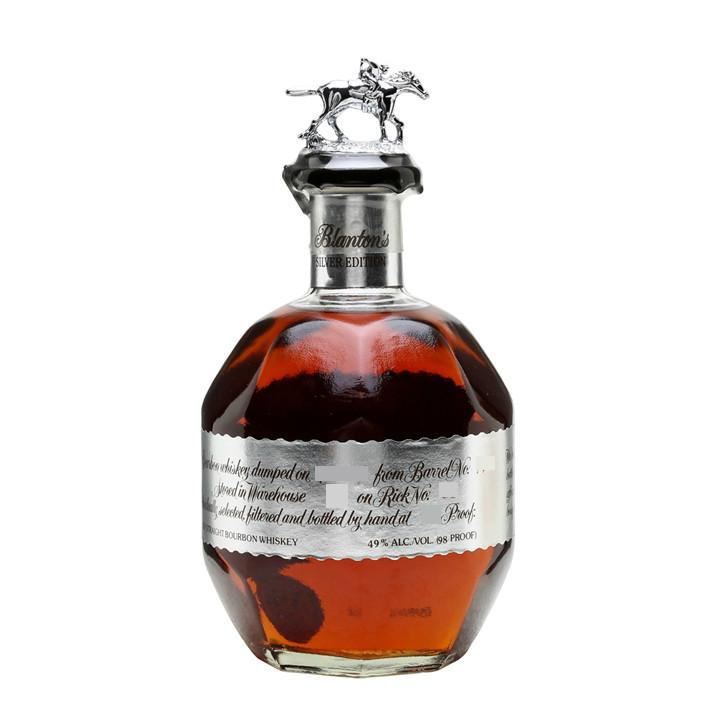 Blanton's Silver Edition Bourbon | De Wine Spot - Curated Whiskey, Small-Batch Wines and Sakes