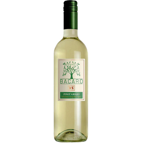 Bacaro Veneto Pinot Grigio - De Wine Spot | Curated Whiskey, Small-Batch Wines and Sakes