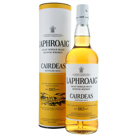 Laphroaig Scotch Single Malt Cairdeas - De Wine Spot | Curated Whiskey, Small-Batch Wines and Sakes