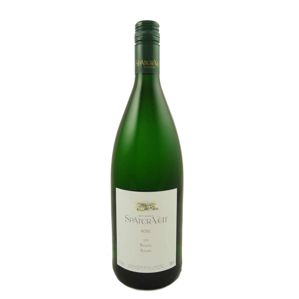 Spater-Veit Riesling Feinherb - De Wine Spot | Curated Whiskey, Small-Batch Wines and Sakes