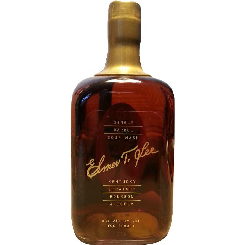 Elmer T. Lee Wax Top Kentucky Straight Bourbon Whiskey - De Wine Spot | Curated Whiskey, Small-Batch Wines and Sakes