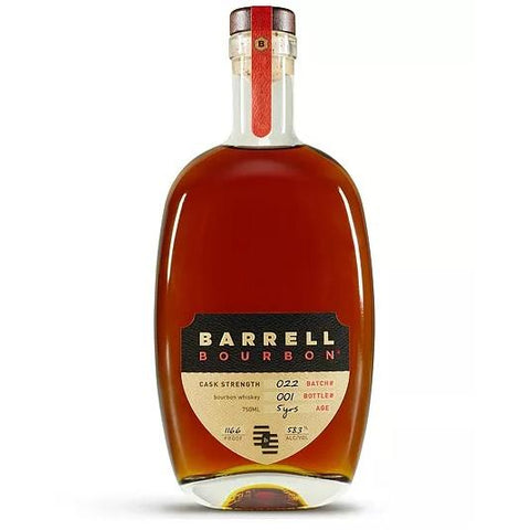 Barrell Bourbon Batch #022