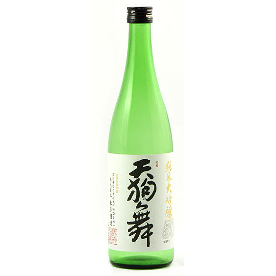 Tengumai 50 Junmai Daiginjo Sake - De Wine Spot | Curated Whiskey, Small-Batch Wines and Sakes