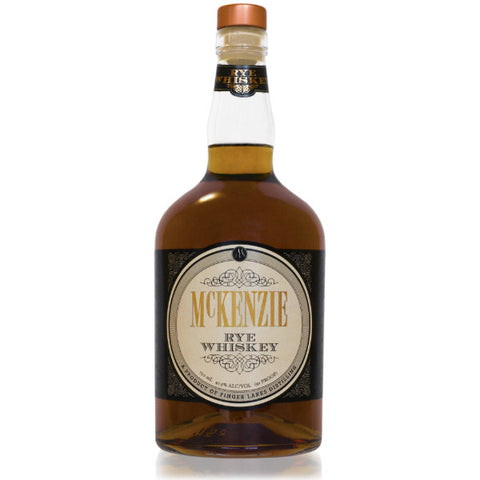 McKenzie Rye Whiskey | De Wine Spot - Curated Whiskey, Small-Batch Wines and Sakes