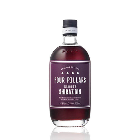 Four Pillars Bloody Shiraz Gin | De Wine Spot - Curated Whiskey, Small-Batch Wines and Sakes