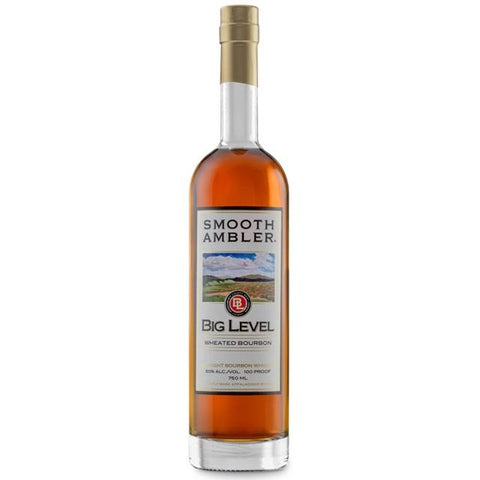 Smooth Ambler Big Level Bourbon - De Wine Spot | Curated Whiskey, Small-Batch Wines and Sakes