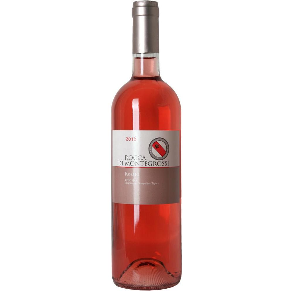 Rocca di Montegrossi Toscana Rosato - De Wine Spot | Curated Whiskey, Small-Batch Wines and Sakes