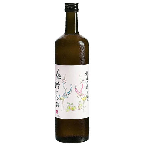 Kakurei Umeshu Junmai Ginjo Plum Sake - De Wine Spot | Curated Whiskey, Small-Batch Wines and Sakes