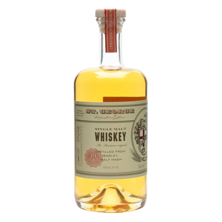 St. George Single Malt Whiskey Lot 16 - De Wine Spot | Curated Whiskey, Small-Batch Wines and Sake Collection
