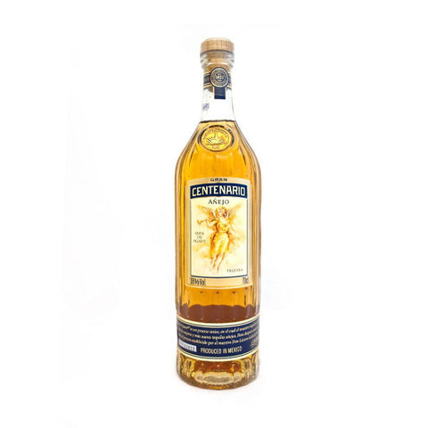 Gran Centenario Tequila Anejo | De Wine Spot - Curated Whiskey, Small-Batch Wines and Sakes