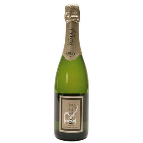 Domaine Rolet Pere et Fils Cremant du Jura Blanc Brut - De Wine Spot | Curated Whiskey, Small-Batch Wines and Sakes