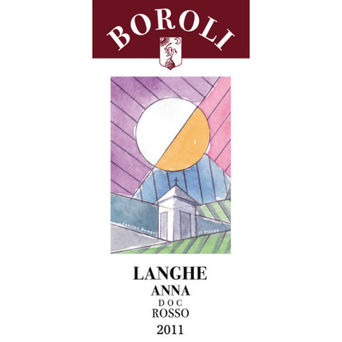 Boroli Anna Langhe DOC Nebbiolo Rosso | De Wine Spot - Curated Whiskey, Small-Batch Wines and Sakes