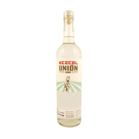 Union Mezcal Uno | De Wine Spot - Curated Whiskey, Small-Batch Wines and Sakes