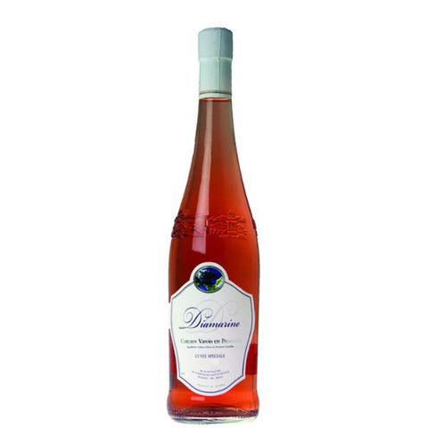 Diamarine Coteaux Varois en Provence Rose - De Wine Spot | Curated Whiskey, Small-Batch Wines and Sakes