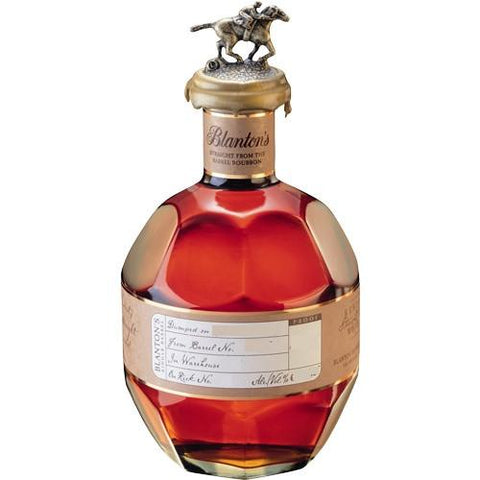 Blanton's Straight From The Barrel Bourbon - De Wine Spot | Curated Whiskey, Small-Batch Wines and Sakes