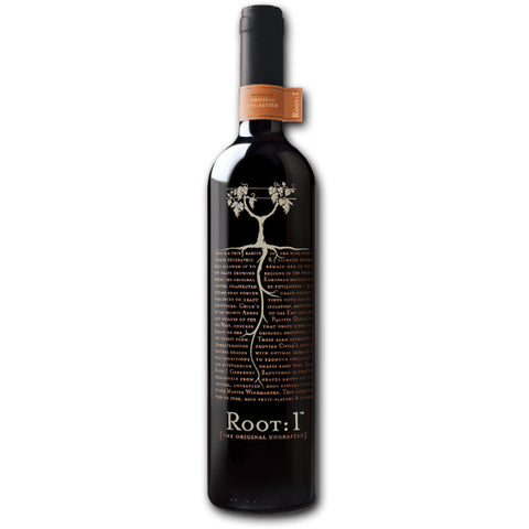 Root:1 [The Original Ungrafted] Cabernet Sauvignon - De Wine Spot | Curated Whiskey, Small-Batch Wines and Sakes
