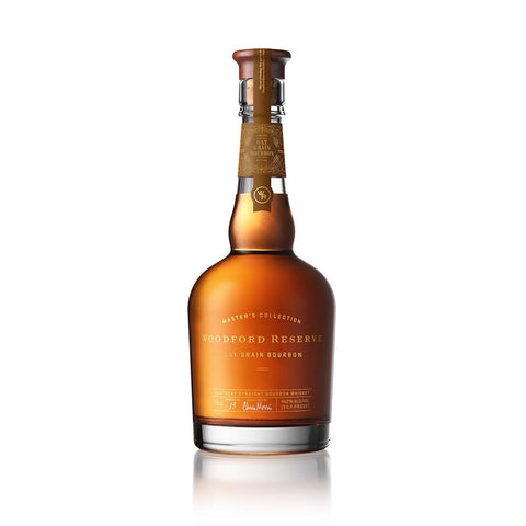 Woodford Reserve Master's Collection No. 15 Oat Grain Kentucky Straight Bourbon Whiskey - De Wine Spot | Curated Whiskey, Small-Batch Wines and Sakes