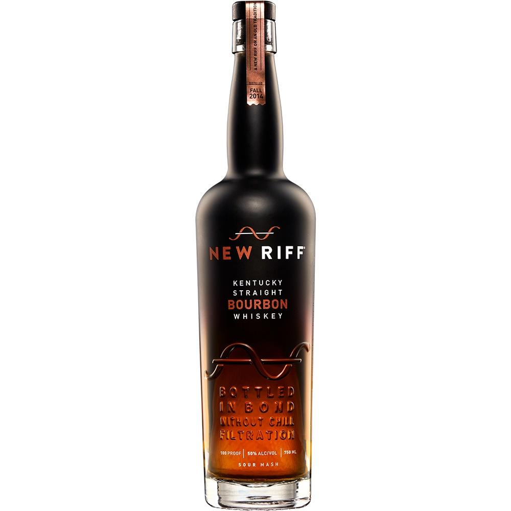 New Riff Bottled in Bond Straight Bourbon Whiskey - De Wine Spot | Curated Whiskey, Small-Batch Wines and Sakes