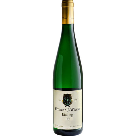Hermann J. Wiemer Dry Riesling - De Wine Spot | Curated Whiskey, Small-Batch Wines and Sakes