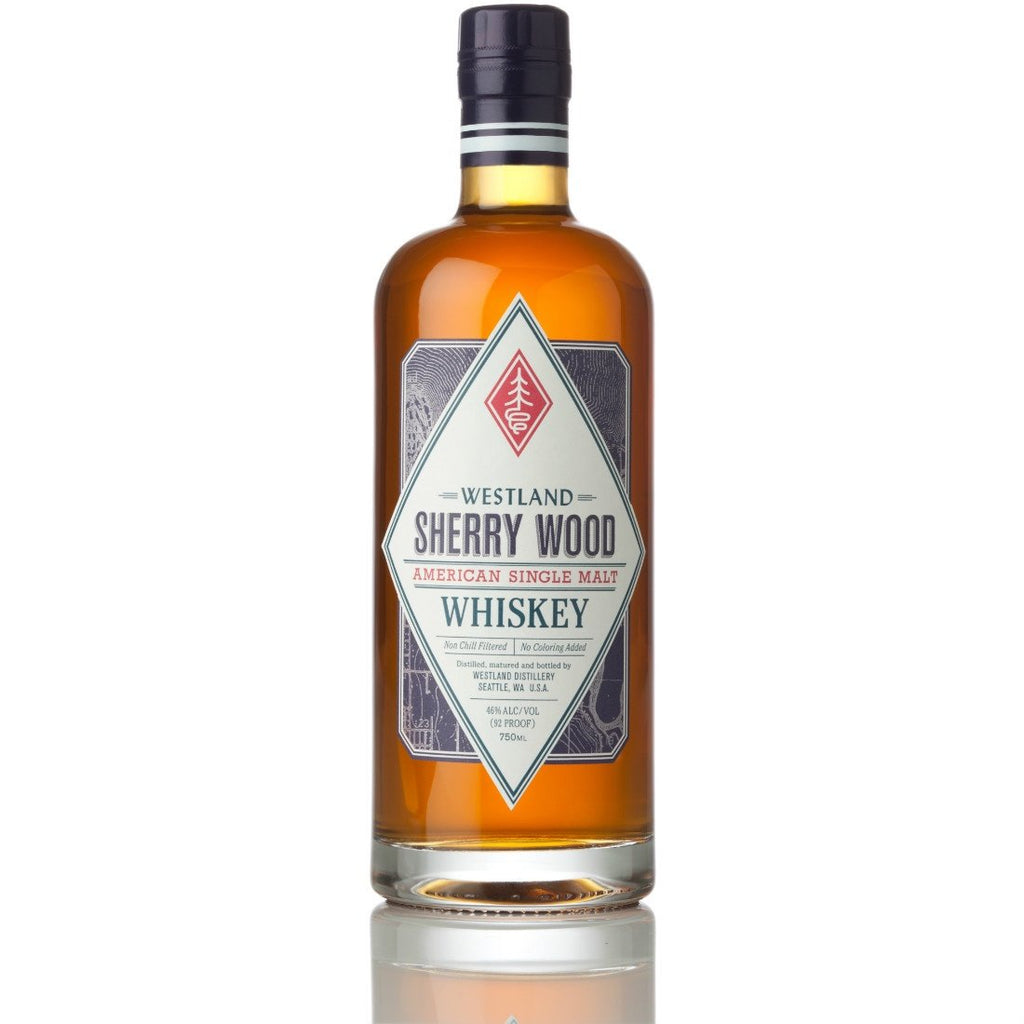 Westland Distillery Sherry Wood Single Malt Whiskey - De Wine Spot | Curated Whiskey, Small-Batch Wines and Sakes