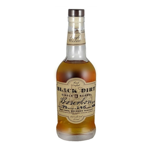 Black Dirt Single Barrel Bourbon - De Wine Spot | Curated Whiskey, Small-Batch Wines and Sakes