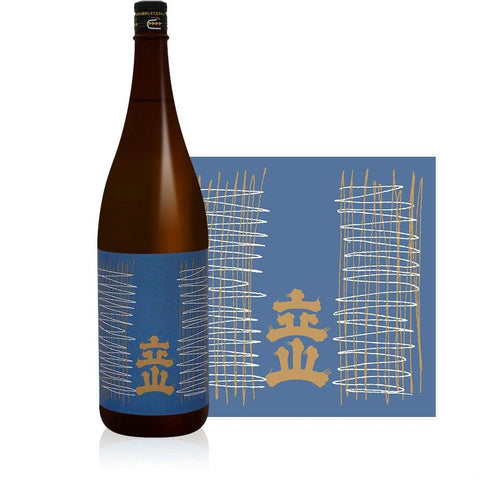 Tateyama Tokubetsu Honjozo Sake | De Wine Spot - Curated Whiskey, Small-Batch Wines and Sakes