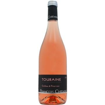 Domaine Francois Chidaine Touraine Rose - De Wine Spot | Curated Whiskey, Small-Batch Wines and Sakes