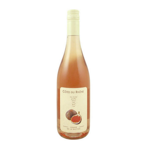 "Domaine de la Bastide ""Figue"" Cotes Du Rhone Rose - De Wine Spot 