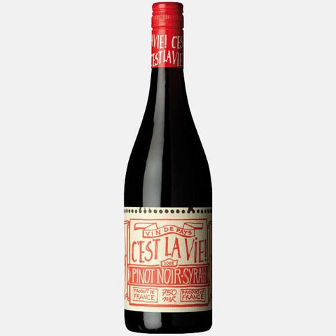Albert Bichot C'est La Vie Pinot Noir/Syrah - De Wine Spot | Curated Whiskey, Small-Batch Wines and Sakes