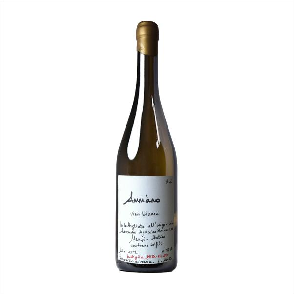 Cantine Barbera Menfi Ammano #4 Vino Bianco - De Wine Spot | Curated Whiskey, Small-Batch Wines and Sakes