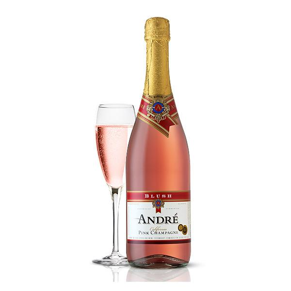 Andre Blush Rose Blend - De Wine Spot | Curated Whiskey, Small-Batch Wines and Sakes
