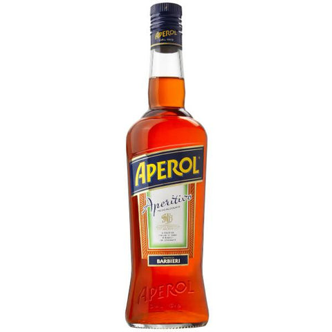 Aperol Aperitivo Liqueur | De Wine Spot - Curated Whiskey, Small-Batch Wines and Sakes