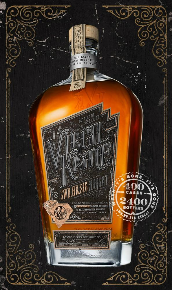 Virgil Kaine Ashcat Bourbon Whiskey - De Wine Spot | Curated Whiskey, Small-Batch Wines and Sakes