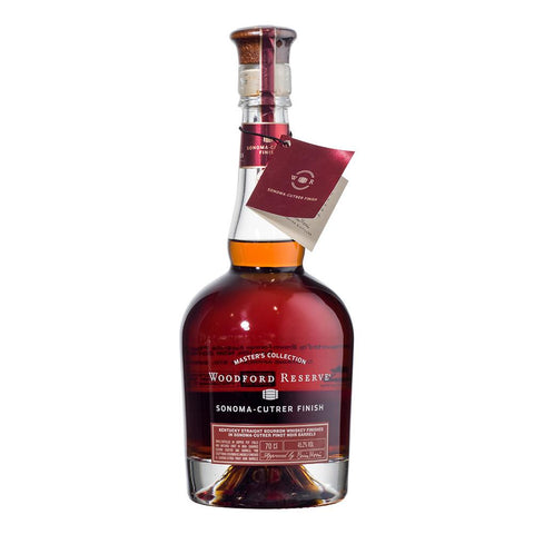 Woodford Reserve Master's Collection No. 09 Sonoma-Cutrer Pinot Noir Finish Kentucky Straight Bourbon - De Wine Spot | Curated Whiskey, Small-Batch Wines and Sakes