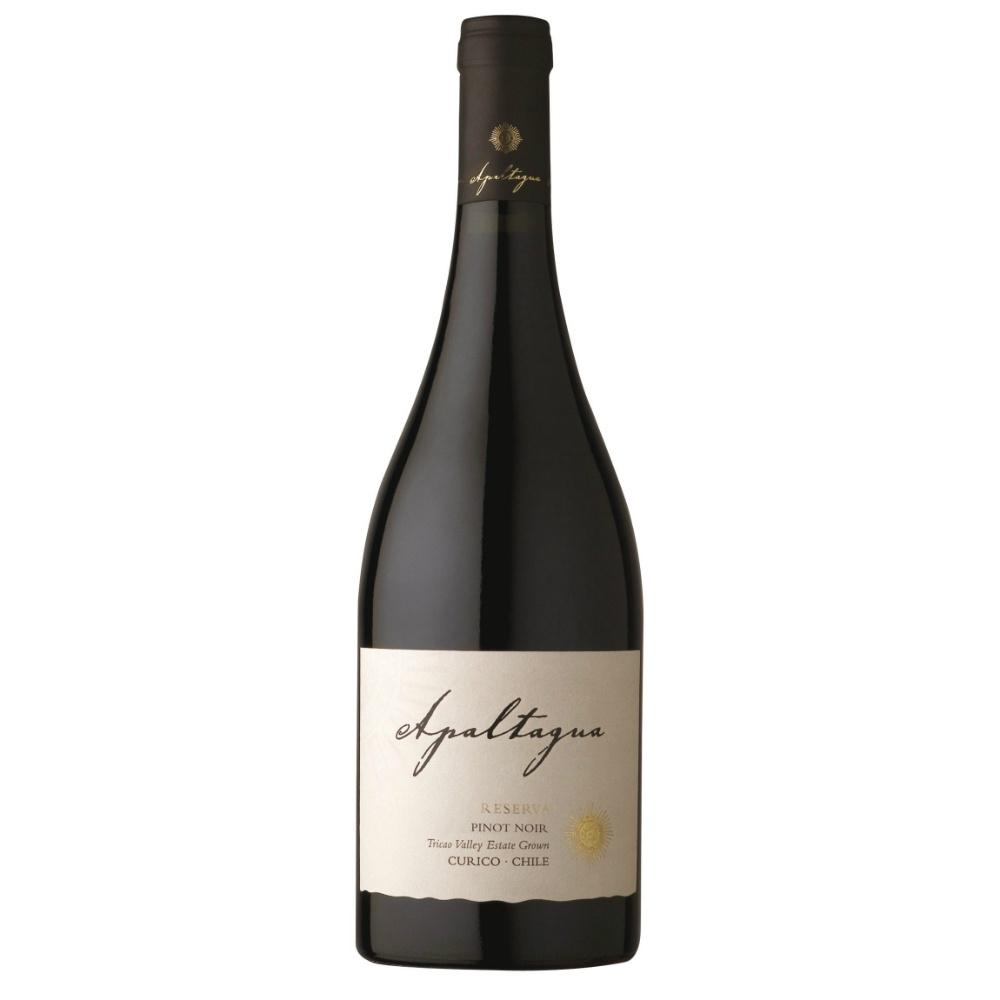 Apaltagua Valle del Curico Pinot Noir Reserve - De Wine Spot | Curated Whiskey, Small-Batch Wines and Sakes
