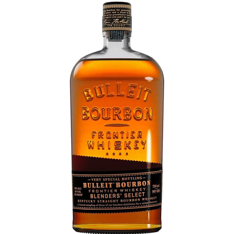 Bulleit Bourbon Blenders Select Kentucky Straight Bourbon Whiskey - De Wine Spot | Curated Whiskey, Small-Batch Wines and Sakes