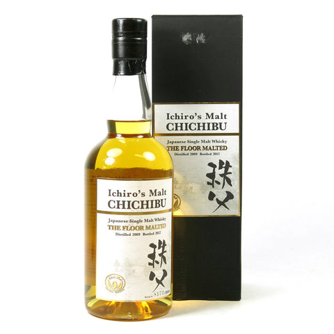 Chichibu Ichiro's The Floor Malted Single Malt Whisky - De Wine Spot | Curated Whiskey, Small-Batch Wines and Sakes