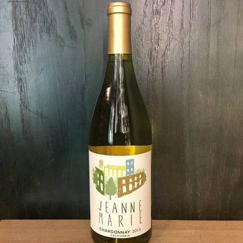 Jeanne Marie Chardonnay | De Wine Spot - Curated Whiskey, Small-Batch Wines and Sakes