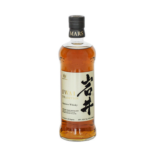 Shinshu Mars Distillery Iwai Tradition Japanese Whisky | De Wine Spot - Curated Whiskey, Small-Batch Wines and Sakes