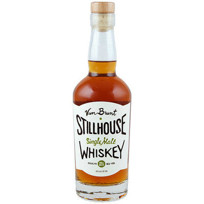 Van Brunt Stillhouse Single Malt Whiskey - De Wine Spot | Curated Whiskey, Small-Batch Wines and Sakes