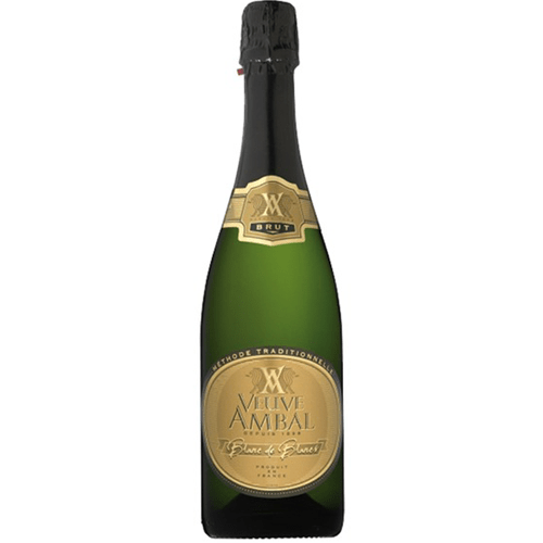 Veuve Ambal Blanc de Blanc Brut | De Wine Spot - Curated Whiskey, Small-Batch Wines and Sakes