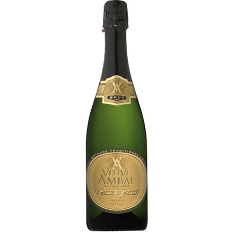 Veuve Ambal Blanc de Blanc Brut - De Wine Spot | Curated Whiskey, Small-Batch Wines and Sakes