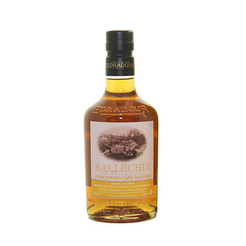 Edradour Ballechin #8 Sauternes Cask Matured | De Wine Spot - Curated Whiskey, Small-Batch Wines and Sakes