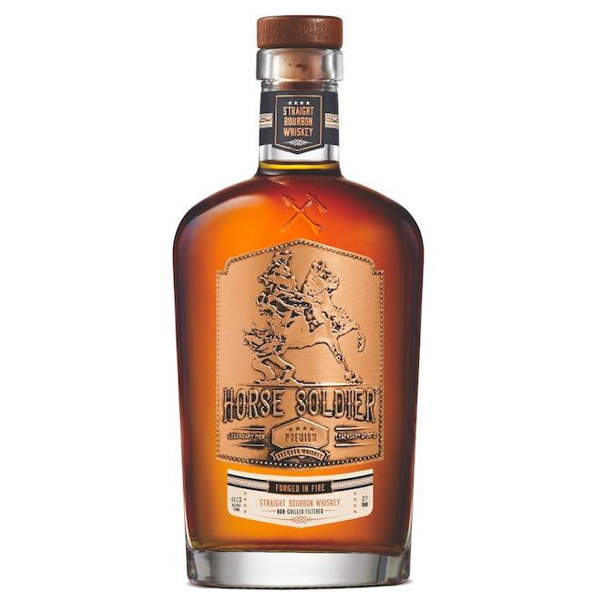 Horse Soldier Straight Bourbon Whiskey