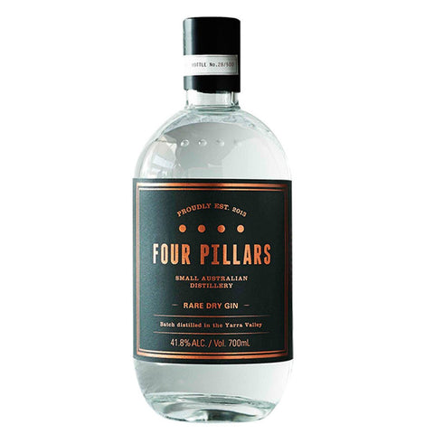 Four Pillars Rare Dry Gin - De Wine Spot | Curated Whiskey, Small-Batch Wines and Sakes