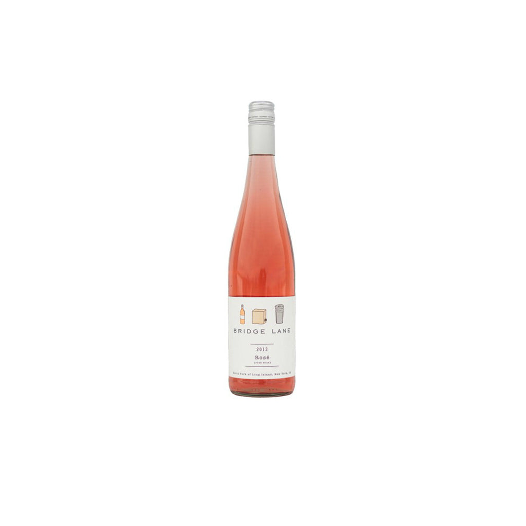 Lieb Cellars Bridge Lane Rose | De Wine Spot - Curated Whiskey, Small-Batch Wines and Sakes